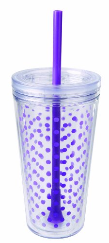 copco-2510-0266-minimus-tumbler-24-ounce-purple-dots