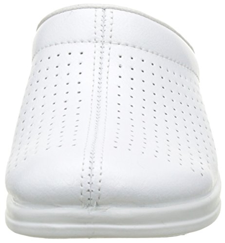 Remo 207 EU Sabots 000 Blanc ROMIKA Weiss Femmes S6xZqn6OR