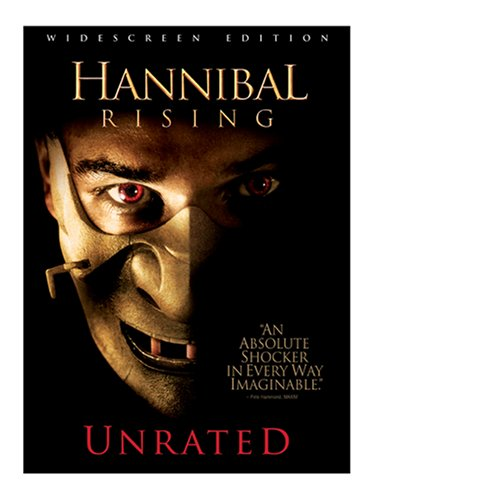 Hannibal rising book or movie essay