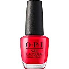 Nail lacquer is the original nail polish formula that reinvented quality nail color, your top choice if you enjoy updating your manicure weekly. This delicious, refreshing classic red will slake your thirst for style. A (soda) pop of color fo...