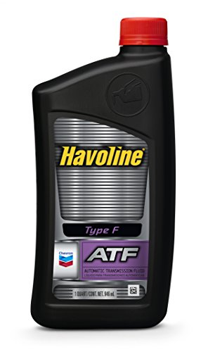 Havoline Type-F Automatic Transmission Fluid - 1 Quart