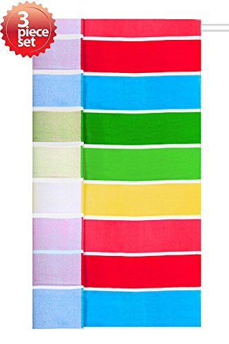 Cabana Colored Stripe Absorbent Cotton product image