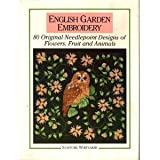 English Garden Embroidery, Stafford Whiteaker, 0345341783