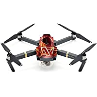 DJI Mavic Pro Quadcopter Drone with PGYTECH Skin Combo