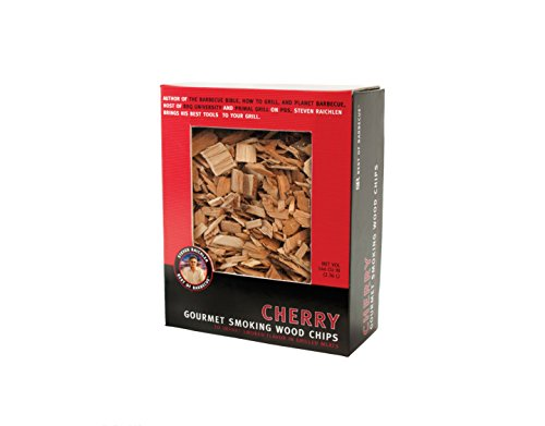 Steven Raichlen Best of Barbecue Wood Chips / 143 cu.in. - Cherry - SR8150 by Steven Raichlen Best of Barbecue