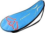 simhoa Universal Badminton Racket Case Racquetball Equiment Cover Holder Carry Bags