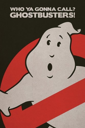 Ghostbusters Gozer Costume - Ghostbusters - Movie / TV Show Poster (Logo / Who You Gonna Call?) (Size: 24