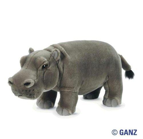 Webkinz Signature Hippopotamus with Trading Cards