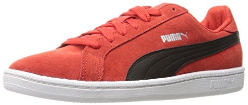 Puma Mænds Smash Sd Mode Sneaker Rød-puma Sort Høj Risiko OlcaIWNs