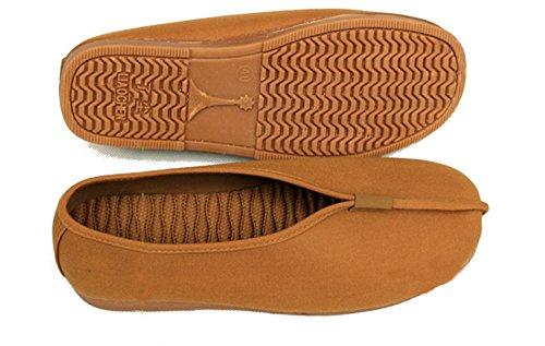 Marciales Yellow Earth Zapatos Kung Zapatillas zooboo De Monje Fu Unisex Artes Shaolin nqPTwaUFB