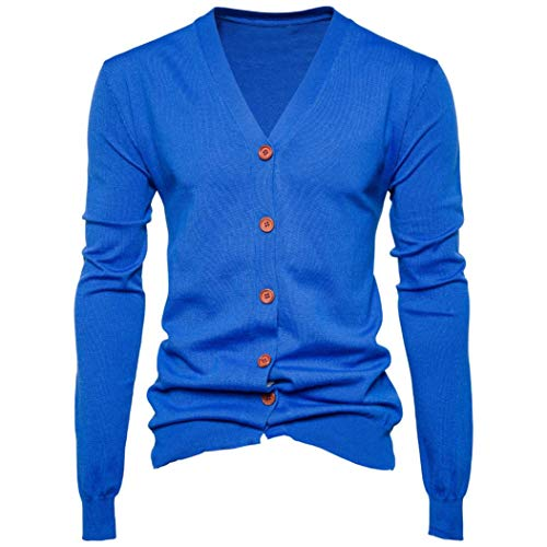 Pant Varsity Up Warm Unisex - Muranba Clearance Men V Neck Button Knit Sweater Cardigan Coat