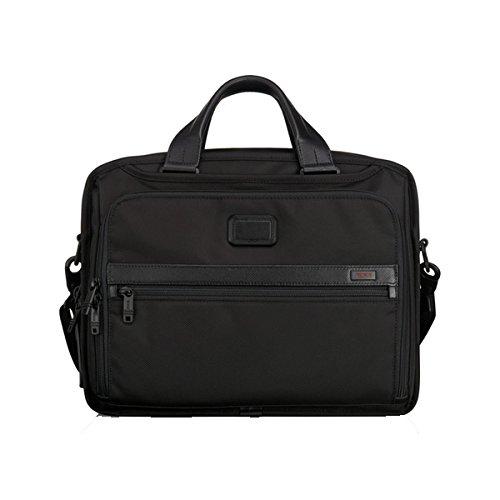 トゥミ TUMI アルファ 2 メンズ ビジネスバッグ 26132 ブラック[並行輸入品] B07C89H323