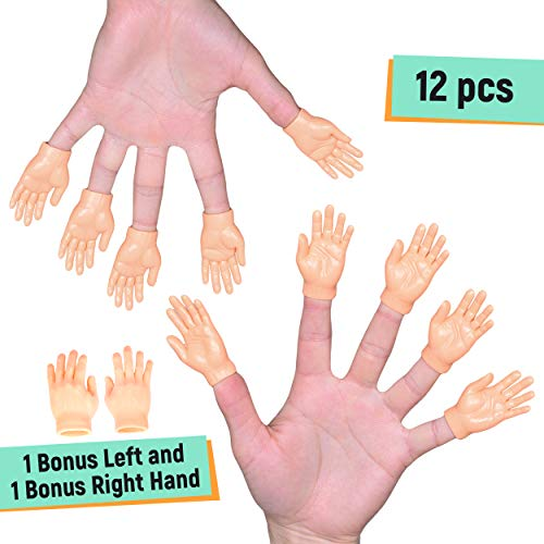 Best hand finger puppets for adults to buy in 2020