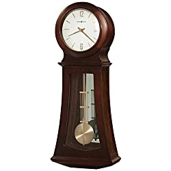 Howard Miller Gerhard 26 3/4 High Chiming Wall Clock