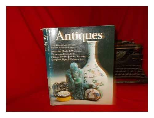 Antiques: Victoriana, Boxes, Fans, Chinese Bronze, Jade & Ceramics, Samplers, Pipes & Tobacco Jars, Porcelain, Clocks & Watches