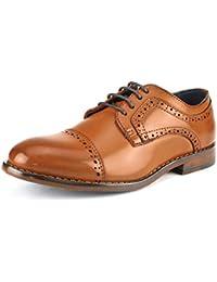 Boy's Prince-K Classic Oxfords Dress Shoes