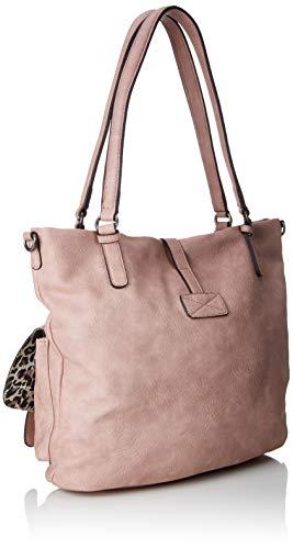rosa Bernadette donna Tamaris rosa Borsa Shopping bag vwFqYY