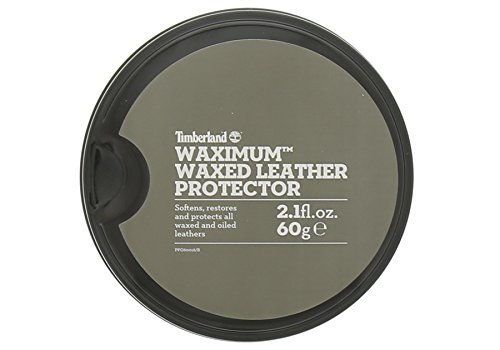 Timberland Waximum Waxed Leather Protector Shoe Care Product, No Color, OS 0X US ()