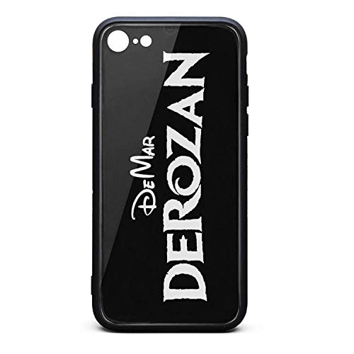 3D Phone Cases for iPhone 6/6s,6 Plus/6s Plus,7/8 Anti-Slip Shockproof Ultra Slim Fashionable Transparent Tempered Glass Back Covers Durable PC TPU Scratch Resistant Shockproof Glossy