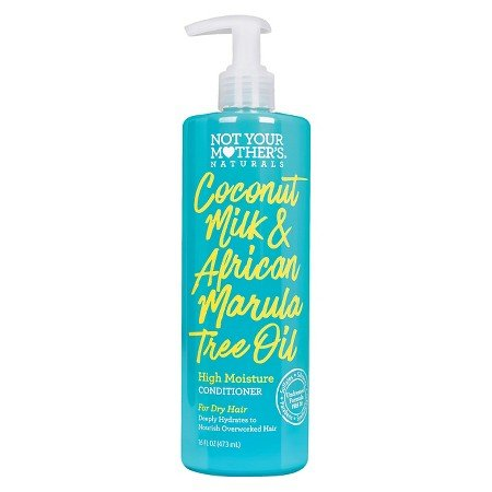 Not Your Mother's Naturals Coconut Milk & African Marula Tree Oil High Moisture Conditioner 16 oz