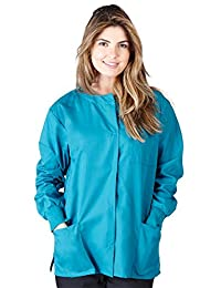 Natural Uniforms Women's Warm Up Jacket (Plus