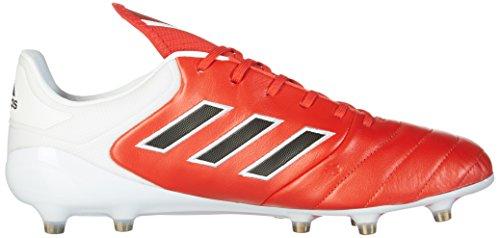 red c Uomo 1 Fg Scarpe Adidas Calcio Copa ftw Black 17 White Da Rosso vzxZ6ZCn