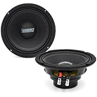 Neo Pro 8 PAIR - Sundown Audio 8 100 Watt RMS 8-Ohm Midrange Speakers