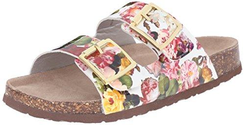 Madden Girl Womens Pleaase Flat Sandal