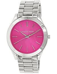 Michael Kors Women's Runway MK3291 Silver Stainless-Steel Quartz Watch