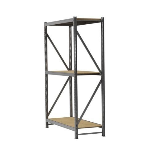 Boltless Wide Span Storage Racks (5' W x 2' D x 7' 3