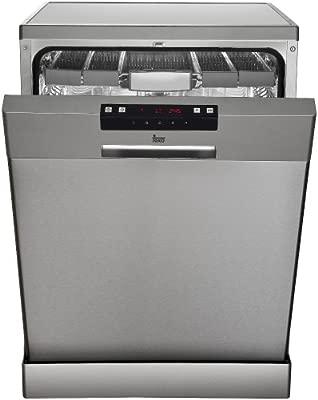 Teka LP8 850 - Lavavajillas (Independiente, Acero inoxidable, Botones, 49 Db, A, 65 °C)
