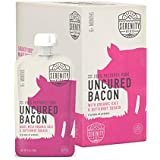 Serenity Kids Baby Food, Uncured Bacon with Organic Kale and Butternut Squash, For 6+ Months, 3.5 Ounce Pouch (6 Pack)