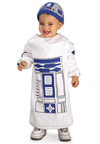 Freedom Wars Costumes - Rubie's Baby's Star Wars R2D2 Costume,