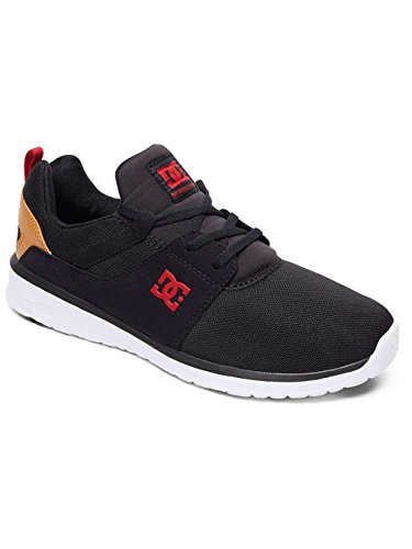 Nero Sneakers M Cammello Uomo DC Shoes Heathrow gXqTTP