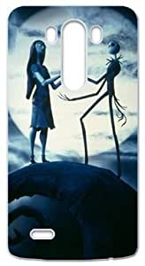 Custom Cartoon The Nightmare Before Christmas Case Cover for LG G3, NEW Phone Cases by icecream design
