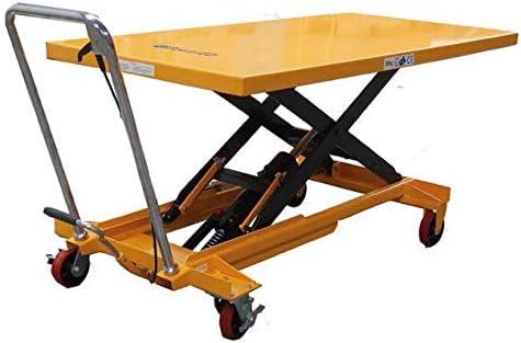 Mesa de Tijera Hidráulica 300 Kg: Amazon.es: Industria, empresas y ...