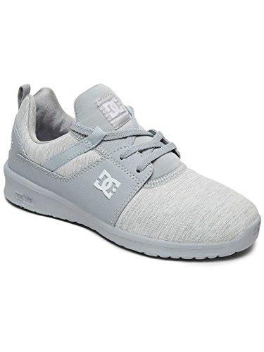 Heathrow Grey Femme TX Grey Baskets Shoes DC Se Grey q5wznF