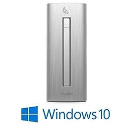 HP ENVY 750-217c Intel Core i5-6400, 12GB, 1TB HD, Win10, Mini-Tower PC (Certified Refurbished)
