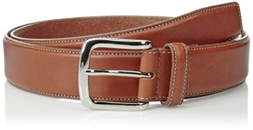 Cole Haan Men's 35 mm Full Grain Veg Belt, Cognac, 36