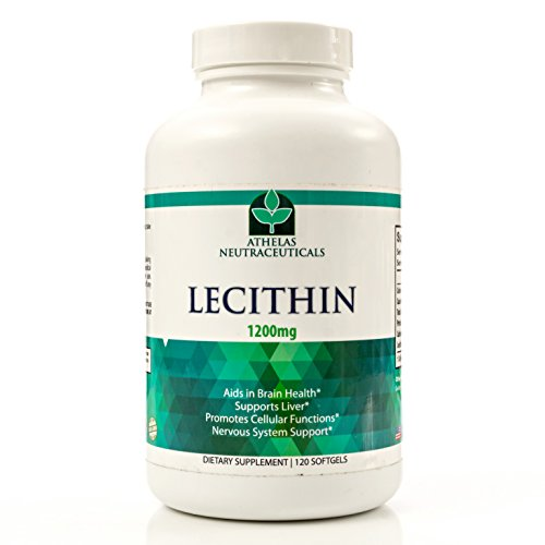 Lecithin 1200mg Additives Cellular Function product image