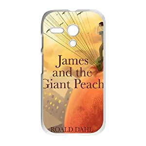 Motorola G phone case White James and the Giant Peach NHY4399047