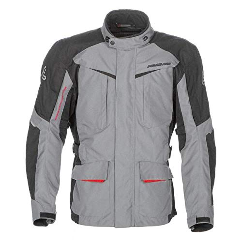 Fieldsheer Men's Hi-Pro Jacket (Gunmetal/Black, Large)