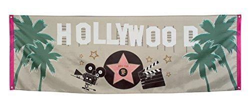 ST. Banner Hollywood (74 X 220 -