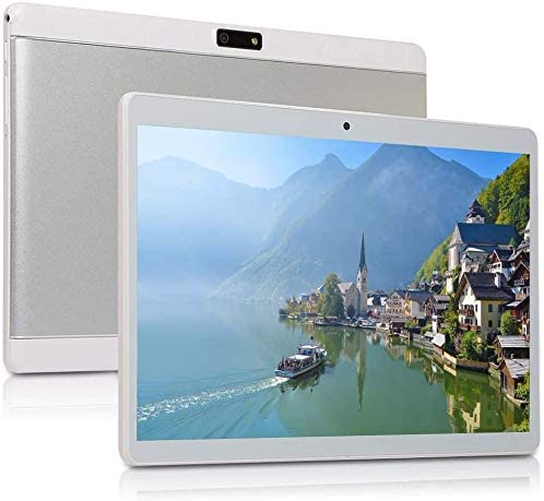10 inch Android Tablet PC, 4GB RAM 64GB ROM,Octa-Core Processor with HD IPS HD Display,5G-WiFi,Bluetooth, GPS, GMS Certified