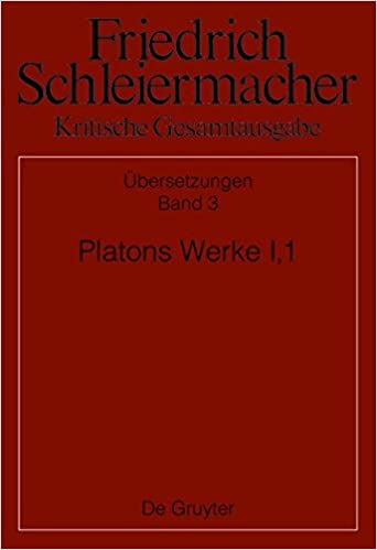 Schleiermacher werke online dating