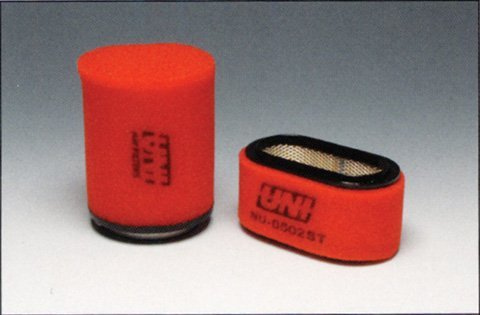 1990-1992 SUZUKI RM 250 UNI AIR FILTER SUZUKI DIRT BIKE, Manufacturer: UNI FILTER, Manufacturer Part Number: NU-2467ST-AD, Stock Photo - Actual parts may vary.