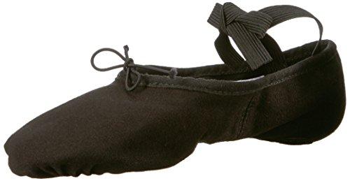 Bloch Dance Men's Pump Dance Shoe, Black, 4.5 D US by Bloch