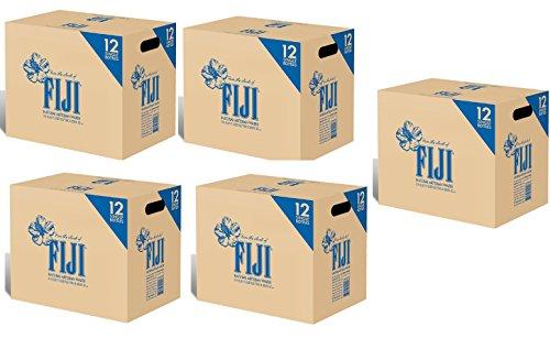 FIJI Natural Artesian Water, 500mL Bottles QbfMfQ, 120 Bottles by Fiji