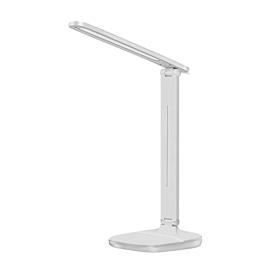 Lámpara de mesa plegable Lámpara de escritorio Lámpara de mesa LED ...