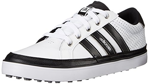 adidas Men's Adicross IV-M, FTW White/Core Black, 10.5 M US/10 UK